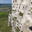 Ruins of Spis Castle - Stock Photo