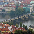 Stock Photo: Charles bridge, Prague