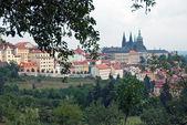 Pražský hrad, česká republika — Stock fotografie