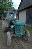 Vieux tracteur — Photo