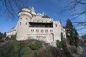 бойницкий замок — Стоковое фото