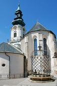 スロバキアのニトラ城 — ストック写真