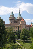 Castle Bojnice, Slovakia — Stock Photo