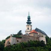 Nitra kale slovak cumhuriyeti — Stok fotoğraf