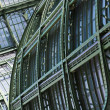 Big old greenhouse (Palmenhaus) in Vienna, Austria — Stock Photo #27803849