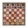 Sicilian defence — Stock Photo