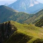 Big Rozsutec (Velky Rozsutec), Mala Fatra Mountain, Slovakia — Stock Photo