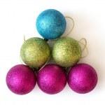 装饰圣诞球 — 图库照片 #35176829