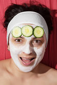 Natural skin care — Stock Photo