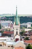Parish church of the visitation in Nitra — Photo