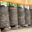 Постер, плакат: Prayer wheels