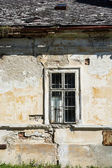 Old house with window — Stock Photo
