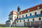 Basilica of Saint Cyrillus and Methodius in Velehrad village — Stock Photo