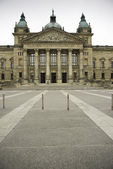 Front view of Federal Administrative Court, Germany — Stock Photo
