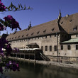 Stock Photo: Old custom house of Strasbourg