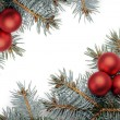 Christmas balls — Stock Photo #14988189