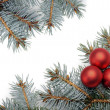 Christmas balls — Stock Photo #14988295