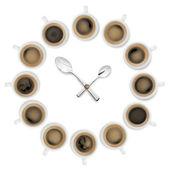 咖啡时间 — 图库照片