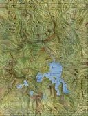 Yellowstone National Park 1898 — Stock Photo