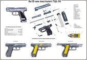 Plakát zbraň sovětské armády — Stock fotografie