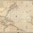 Old map — Stock Photo #20959589