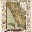 Old map — Stock Photo #21080601