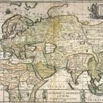 Antique Map — Stock Photo #21103559