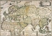 Antique Map — Stock Photo