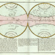 Stock Photo: Astronomical chart