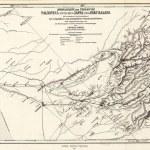 Holy Land old map — Stock Photo #22259035