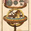 Astronomical chart — Stock Photo #23949931