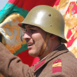 WWII Bulgarisoldier — Stock Photo #25199825