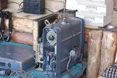 German communication equipment of WWII — Stock Photo