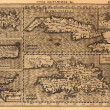 Old map — Stock Photo #30653081