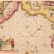 Old map — Stock Photo #30653247