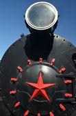 Retro railway — Stock Photo