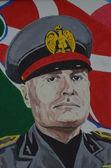 Benito Mussolini — Stock Photo