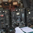German military radio of WWII — Foto de Stock