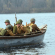WWII reenactment — Stock Photo #35190811
