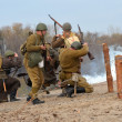 WWII reenactment — Stock Photo #35192235