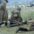 WWII reenactment — Stock Photo #35193453
