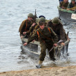 WWII reenactment — Stock Photo #35194215