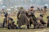 苏联在第二次世界大战 — 图库照片