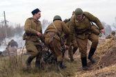Sovjet-unie tijdens de tweede wereldoorlog — Stok fotoğraf