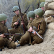 Czech Army at WWII — Stock Photo #38140743