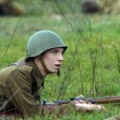 Czech Army at WWII — Stock Photo #38140775
