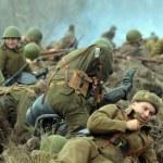 WWII reenactment — Stock Photo #38150483