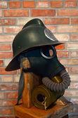 Máscara de gas soviética — Foto de Stock