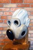 Sovjet-unie gas masker — Stockfoto