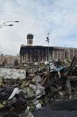Kiev.Riot — Stockfoto